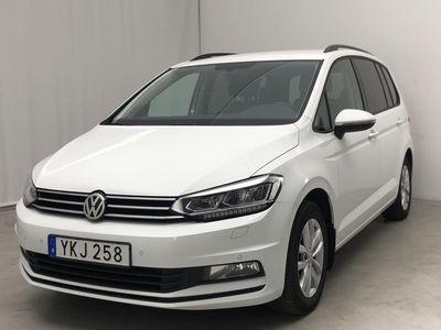 begagnad VW Touran 1.4 TSI (150hk)
