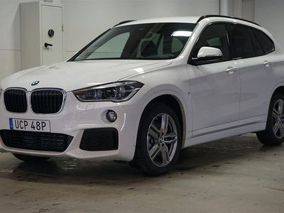 begagnad BMW X1 xDrive20d Aut M-Sport Drag Head-Up HiFi
