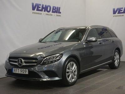 used Mercedes C220 d AUT-Advantage-Värmare-Navi