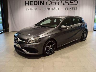 begagnad Mercedes A180 - BenzApple carplay / / AMG - line