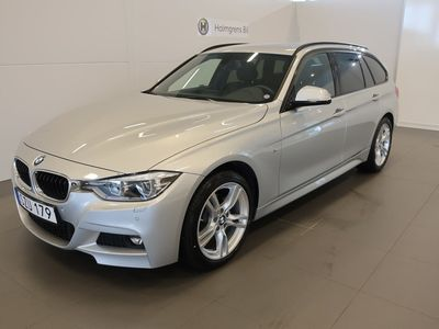 begagnad BMW 320 i xDrive Touring / M-Paket / V-Hjul