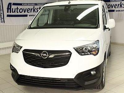 begagnad Opel Combo Business L1 100hk BlueHdi