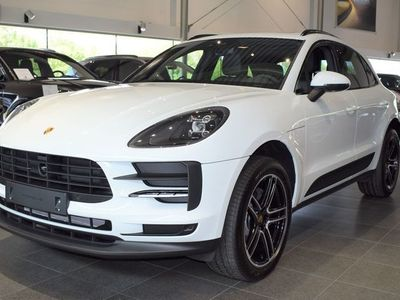 used Porsche Macan Facelift