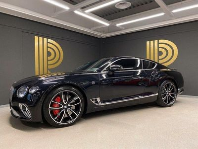 begagnad Bentley Continental GT W12 First Edition (635