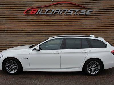 begagnad BMW 520 d xDrive Touring M-Sport, Aut,