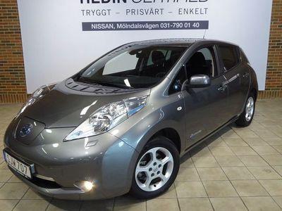 begagnad Nissan Leaf 30 kWh Single Speed, 109hk