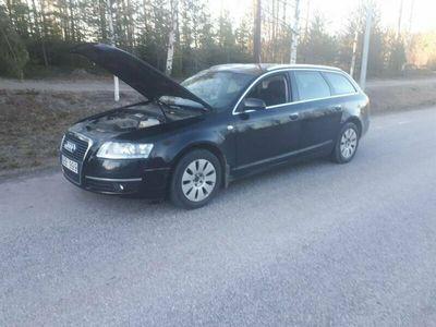 begagnad Audi A6 AV 2.4 QUATTRO