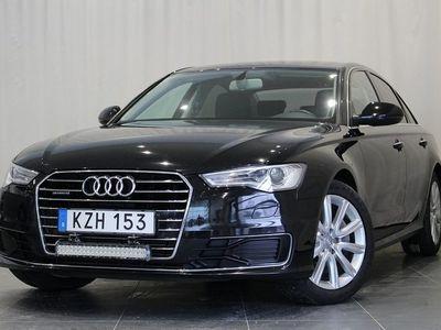 begagnad Audi A6 Sedan 3.0 TDI Q Värmare Drag 218hk