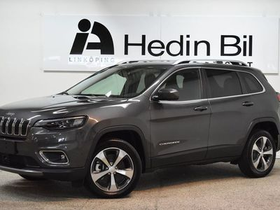 begagnad Jeep Cherokee Limited 2.2 195hk AWD