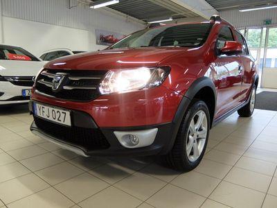 begagnad Dacia Sandero Stepway Prestige 0.9 TCe 5d 2016, Halvkombi 89 000 kr