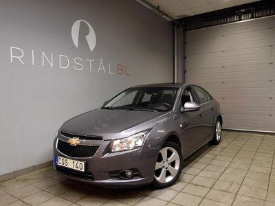 begagnad Chevrolet Cruze Sedan 1.8 141 HK NAV S&V