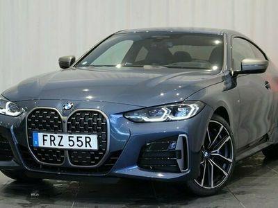 begagnad BMW M4 40 i xDrive Coupé Innovation Edition 2021, Sportkupé Pris 719 000 kr