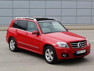 begagnad Mercedes GLK200 CDI BE Fullutrustad Automat Diesel 143hk