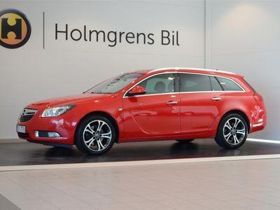 begagnad Opel Insignia 2.0 CDTi 4x4 Biturbo (195hk)