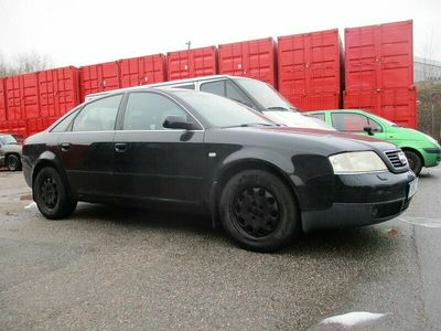 begagnad Audi A6 Sedan 2.4 136hk