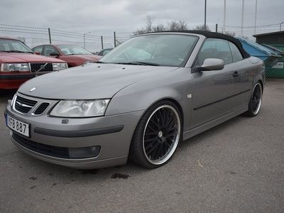 used Saab 9-3 Cabriolet Convertible 1.8t Automat Vector 150hk / SUPERFINTSKICK