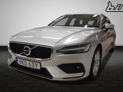 begagnad Volvo V60 D4 AWD Momentum Advanced Edition