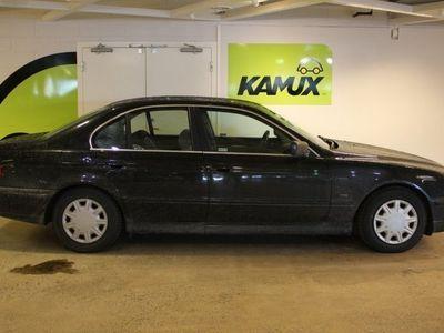 begagnad BMW 525 IA Sedan E39 Aut 192hk, S&V hjul, Motorvärmare