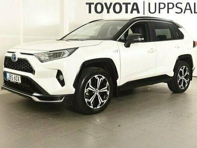 begagnad Toyota RAV4 2,5 Plug-in Hybrid AWD Style 2021