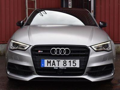begagnad Audi S3 Sedan 2.0 TFSI quattro S Tronic,UNIK