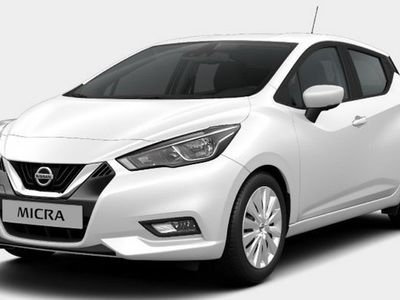 gebraucht Nissan Micra IG-T N-Connecta 5M T interior Pack Blue 2018, Halvkombi 149 900 kr