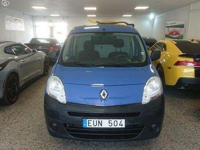 begagnad Renault Kangoo Express 1.5 dCi 75hk 6 månaders bilförsäkring+