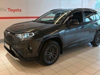 begagnad Toyota RAV4 Hybrid 2WD STYLE JBL Euro 6 2019, SUV 344 900 kr