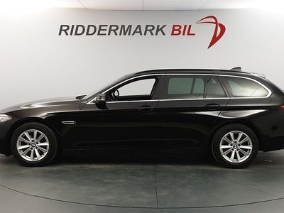 gebraucht BMW 520 d xDrive Touring Aut Eu6 190hk Drag Moms