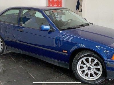 begagnad BMW 316 Compact i 102hk NYBES -98