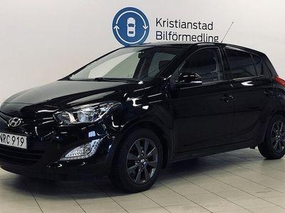 begagnad Hyundai i20 GO 1.2 86hk 5dr Vinterhjul