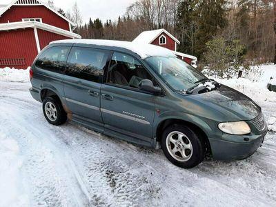 begagnad Chrysler Grand Voyager