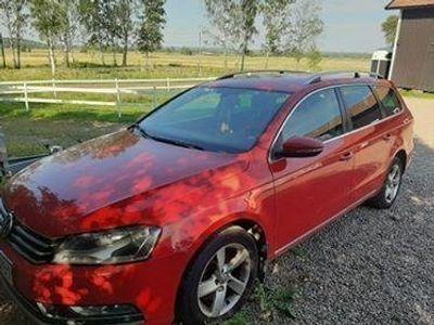 begagnad VW Passat variant TSI Multifuel