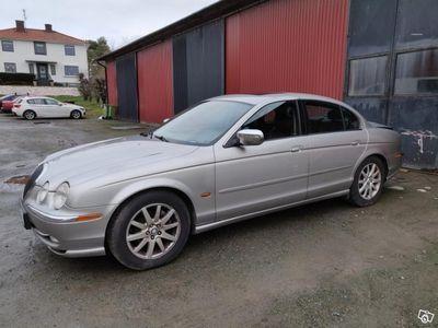 begagnad Jaguar S-Type 4.0 V8 -99