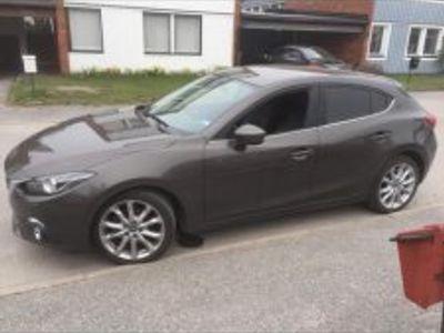 used Mazda 3 2,0 165hk -14