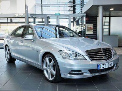begagnad Mercedes 350 S-KlassBlueTEC L 4MATIC Euro 6 Sv-Såld