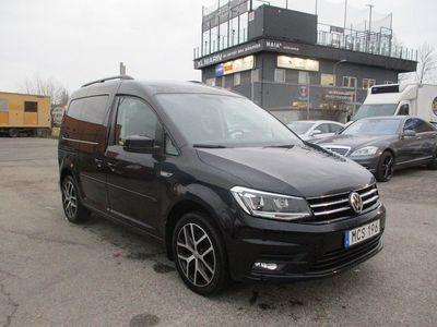 begagnad VW Caddy Life 1.4 TSI DSG Sekventiell Euro 6 125hk