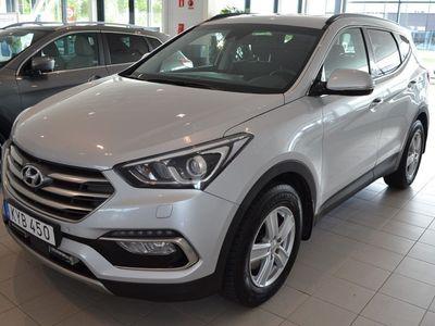 brugt Hyundai Santa Fe 2.2 D 4WD Premium (200hk)