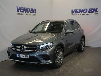 gebraucht Mercedes E250 GLC d 4-MATIC 9G-Tronic AMG Värmare Drag Nav Panorama