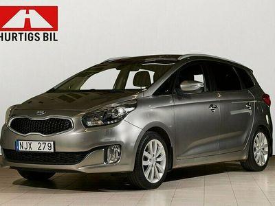 begagnad Kia Carens 1.7 CRDi GLS 7-sits 115hk Drag