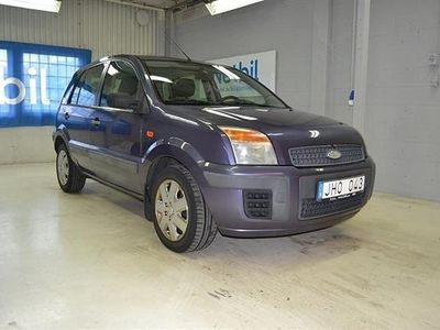 begagnad Ford Fusion 1.6 Automat 100hk