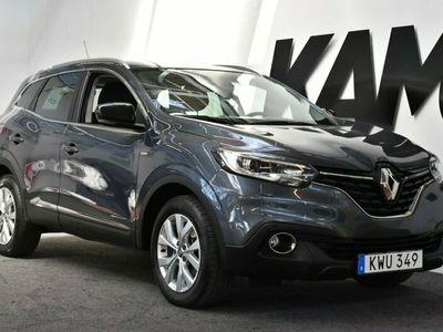 begagnad Renault Kadjar 1.3   TCe   Limited   GPF   S&V-Hjul   Drag   140hk