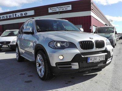begagnad BMW X5 3,0D Panorama Fullutr Påkostad -08