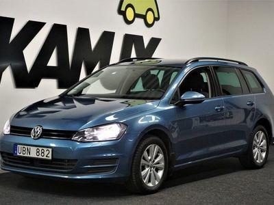 begagnad VW Golf 1.6 TDI 4M SC | Drag | S&V-Hjul | 105hk