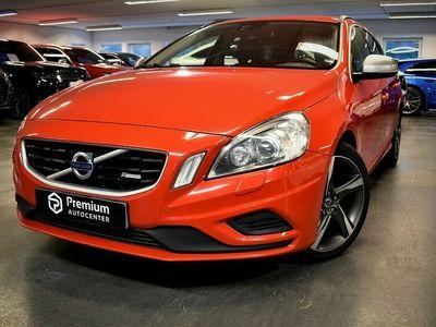 begagnad Volvo V60 V60D4 AWD AUT R-Design Momentum 650kr/mån