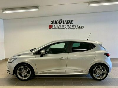 begagnad Renault Clio 1.2TCe GT-Line/Automat/1800Mil/GPS/LED/Keyless/Euro6