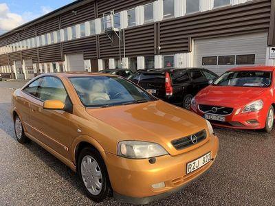 begagnad Opel Astra Coupé 2.2 147hk Bertone Skinn Drag