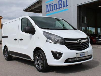 käytetty Opel Vivaro VAN 1.6 CDTI 115HK 6025MIL -15