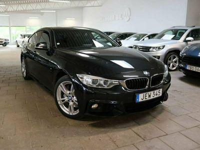 begagnad BMW 440 i xDrive Gran Coupé Aut M Sport Eu6 326hk Navi Drag