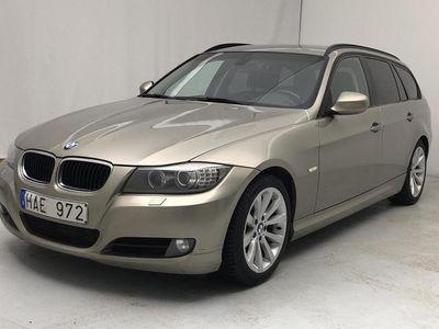 begagnad BMW 320 3-serien d Touring, E91