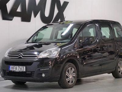 begagnad Citroën Berlingo Multispace 1.6 HDi 5-sits S&V-Hjul